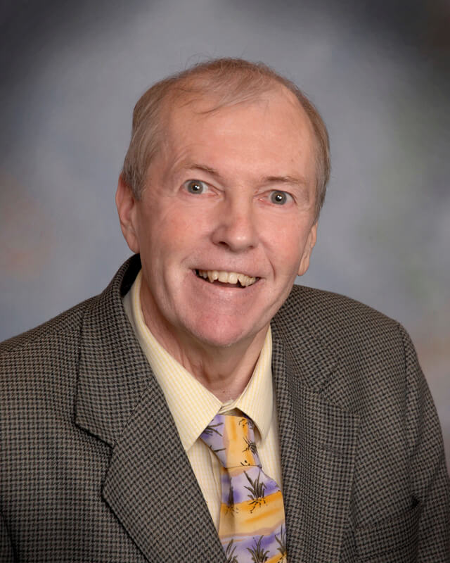 Donald R.  Gerecke